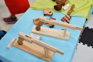 自作の木鉄砲イメージ