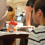 ロボットプログラミングを体験しました!!