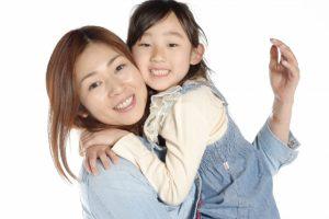 母と子どもの不思議な絆~「母」の笑顔の力