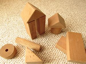 「木育」により成長する思考力